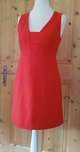 New Look Abito da cocktail rosso-rosso mattone