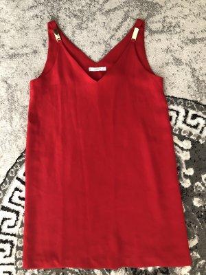 Schickes Kleid in rot von Mango Gr.S. Neu