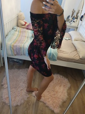 Active Touch Suknia wieczorowa magenta-purpurowy