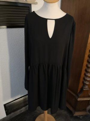 Ancora Sukienka z falbanami czarny