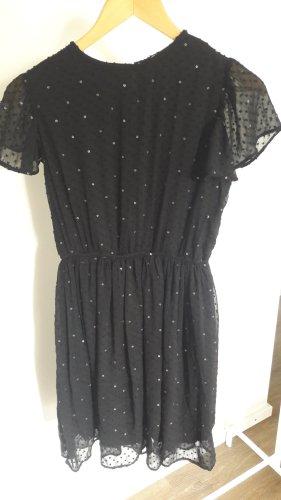 schickes kurzes Kleid mit Pailetten