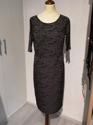 Friendtex Midi Dress dark grey