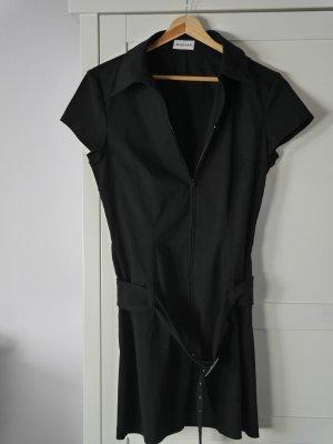 Schickes Minikleid von Melrose, vorne mit Reißverschluss