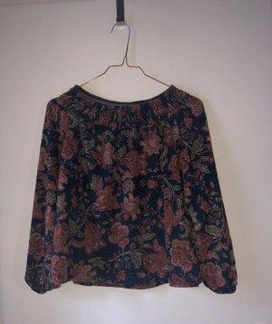 Springfield Basic Shirt brown red-dark blue