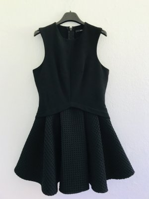 AQAQ Petticoat Dress black