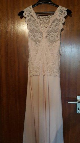 Schickes puderrosanes Kleid neu