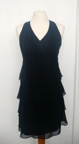 Ann Taylor Halter Dress black