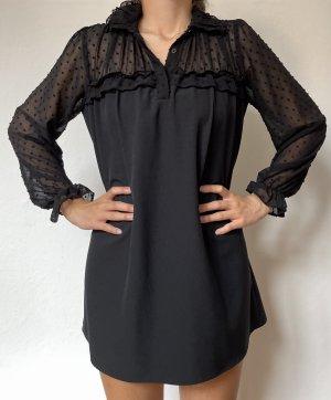 Schickes schwarzes Kleid von ZARA