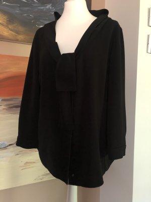 Schickes schwarzes Kostüm Gr.44/aus Mamas Schrank