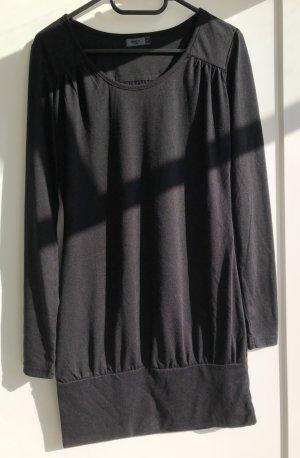 Schickes schwarzes Longshirt von ONLY - Gr. M