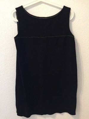 Schickes schwarzes Minikleid