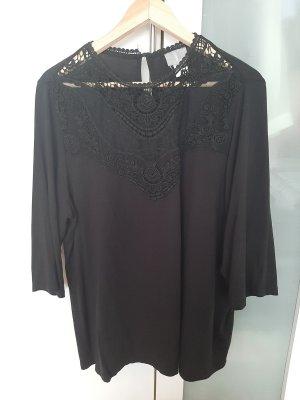 Fair Lady Mesh Shirt black