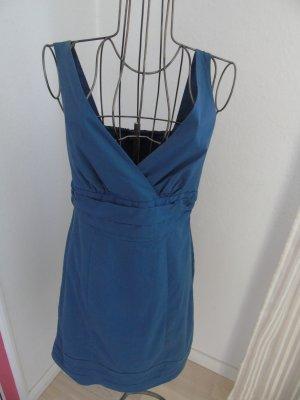 schickes Sommerkleid von Esprit, Gr. 36, blau