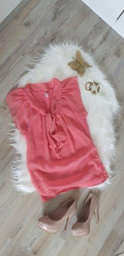 schickes Top / Bluse von ONLY mit Schleife, Gr. S