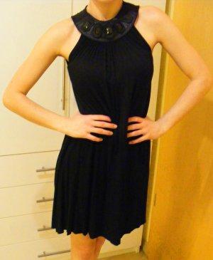 Castro Midi Dress black viscose