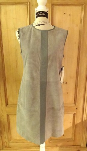 Conleys Leather Dress grey leather