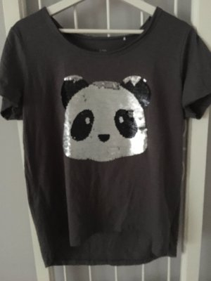 Schiebe-Paletten in Panda Form