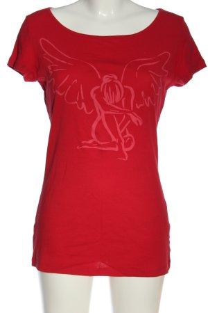 Schierholt Print-Shirt