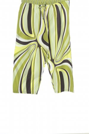 Schiesser 3/4 Length Trousers abstract pattern casual look