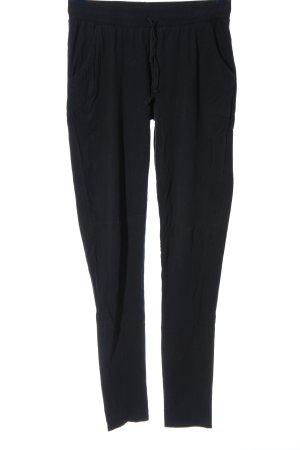 Schiesser Jersey Pants black casual look