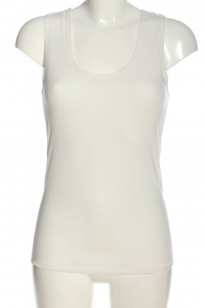 Schiesser Knitted Top natural white casual look