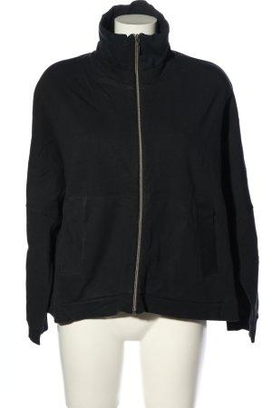 Schiesser Sweat Jacket black casual look