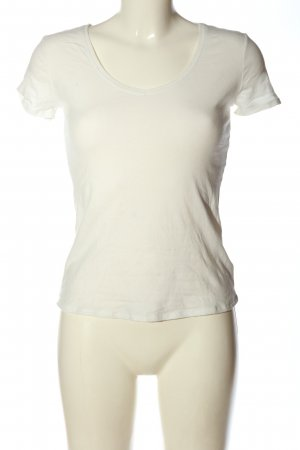 Schiesser T-Shirt natural white casual look