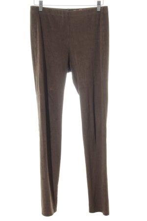 Schiffhauer Leggings bronzefarben Casual-Look