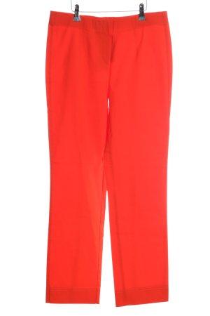 Schiffhauer Pantalon strech rouge style décontracté