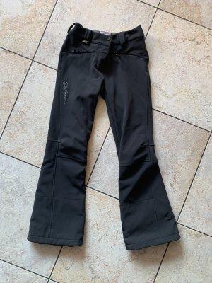 Salomon Pantalon thermique noir