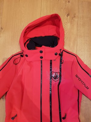Sportalm Kitzbühl Sports Jacket red spandex