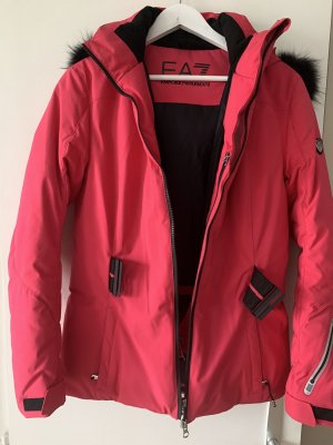 Emporio Armani Giacca sport rosa-nero
