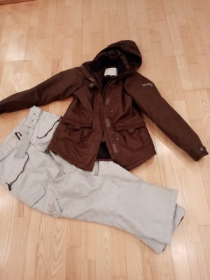 Sun Valley Sports Jacket oatmeal-brown