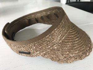 Seeberger Sombrero de ala ancha camel