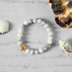 Schildkröte • Armband Perlen | Armschmuck