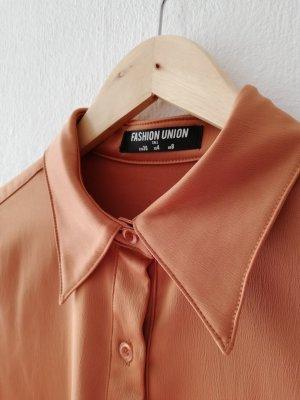 Schimmernde Bluse Fashion United