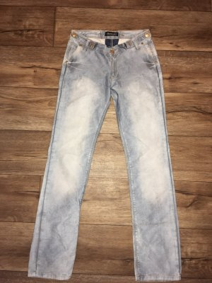 Schimmernde Trussardi Jeans Gr38