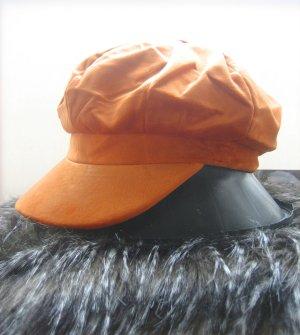Cappello da panettiere arancione scuro