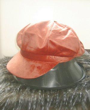 Cappello da panettiere ruggine Cotone