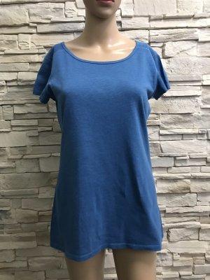 CAP Boatneck Shirt steel blue