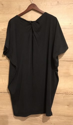 COS Robe t-shirt noir