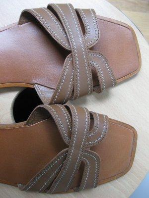 Mango Tong brun sable-beige