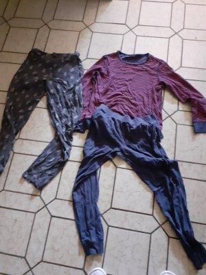 Schlafanzüge aus Baumwolle