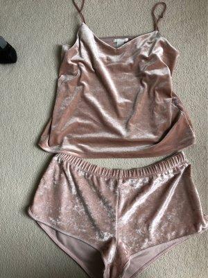 H&M Basic Pyjama roségoud