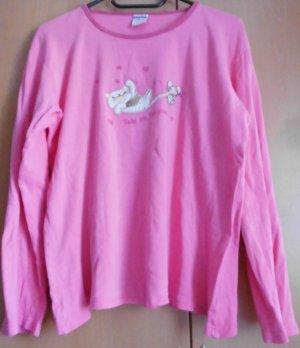 Pijama rosa-rosa neón