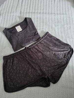 Piżama czarny