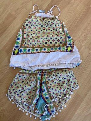 Asos Woven Twin Set multicolored
