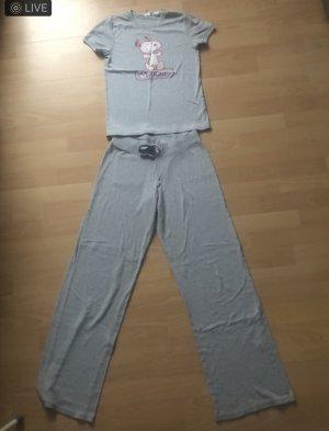 H&M Piżama jasnoszary