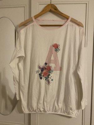 Aqua Pyjama rose clair-blanc