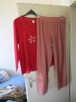 Queentex Pyjama red